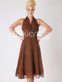 Robe de demoiselle d'honneur, bridesmaid dresse. Milanoo $70