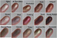 Palette MAC | Quels fards acheter ? - La Grande Bavarde Mac Eyeshadow Swatches, Mac Eyeshadow Palette, Mac Cosmetics Eyeshadow, Eyeshadow Basics, Makeup Swatches, Makeup Dupes, Beauty Makeup, Eye Makeup, Makeup Products