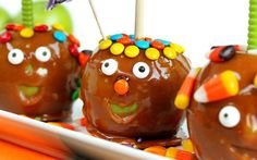 The 12 Best Candy and Caramel Apples - Number 10 is Especially Cute