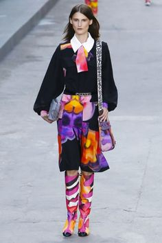 Chanel Ready To Wear Spring Summer 2015 Paris