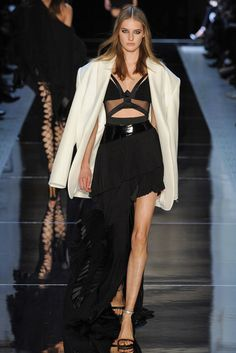 Alexandre Vauthier Spring 2016 Couture Fashion Show