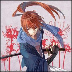 Kenshin Himura -- Samurai X