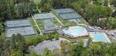 Hollow Rock Racquet & Swim Club. Durham, NC