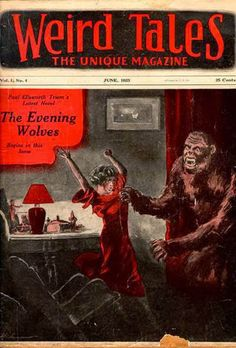 Tellers of Weird Tales: Woman and Animal