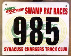 12th 5K - SWAMP RAT RACE.  June 14, 2014.  Oneida Shores, Cicero, NY.  Time 30:44min (9:54). Running Bibs, Rat Race, Lululemon Logo, June, Racing, Logos, Running, Auto Racing, Logo