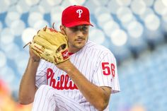 """Phillies rookie Zach Eflin learning his lessons well = One of the words Pete Mackanin used to describe Zach Eflin's major league debut was """"debacle.""""  That may sound harsh, yet it summed up the way Eflin pitched for the Philadelphia Phillies against the Blue Jays on....."""