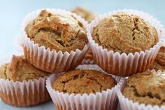Almond Flour Cinnamon Muffins - Nutritious Minimalist Almond Flour Blueberry Muffins Recipe, Cinnamon Muffins, Almond Flour Recipes, Chocolate Muffins, Raspberry Muffins, Banana Recipes, Muffin Recipes, Diet Recipes, Recipies