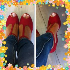my red shoes