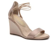 Looking Great Wedge Sandal