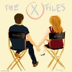 Mulder and Scully Gillian Anderson David Duchovny, Stella Gibbons, Mitch Pileggi, David And Gillian, Chris Carter, Dana Scully, Song Play, O Love, Theme Song