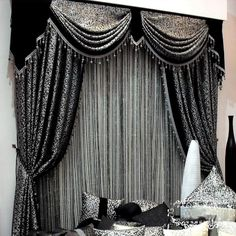 1000 Images About Bedroom On Pinterest Black And Silver