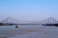 Howrah Bridge, Kolkata, West bengal, India