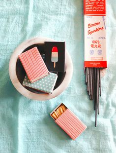 Fourth of July DIY: Make your own Matchboxes