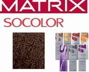 SOCOLOR by MATRIX Light Ash Brown, Dark Brown, Matrix Hair, Brown Hair Colors, Beauty Shop, Medium Brown, Eye Make Up, Insta Makeup, Makeup Junkie