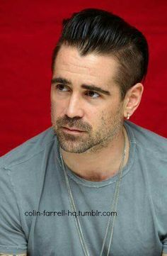 Colin Farrell * sizzling
