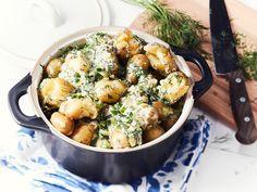 Vegan Foods, Vegan Recipes, Summer Recipes, Great Recipes, Pasta Primavera, Scandinavian Food, Just Eat It, Potato Recipes, I Love Food
