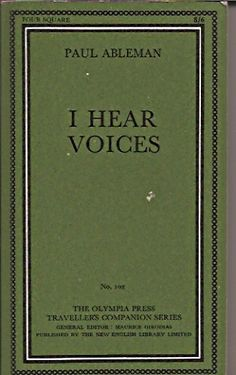 I hear voices by Paul Ableman