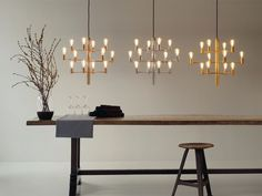 Lampe Led, Led Lamp, Chandelier, Interior Decorating, Interior Design, Fine Furniture, Home Renovation, Interior Inspiration, Office Decor
