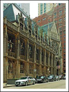 Archbishop Quigley Center of Chicago, Illinois | Visit to Ch… | Flickr