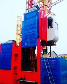JH of China#Building Cargo#Passenger hoist#SC200/200