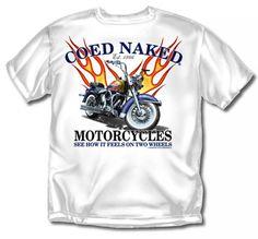 Naked tee shirts Coed