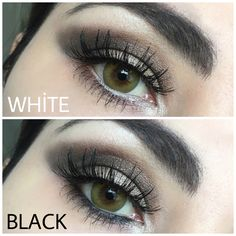 Black/White? İnstagram: @lightandstarblog #makeup #makyaj  #makeuplover