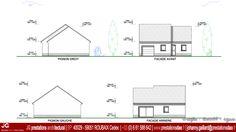 15-1037 - JG Dessin Architectural - Façades pour Permis de construire pour une petite maison de 75 m² à THIENNES (59189) entre Hazebrouck et Béthune dans le Nord – Pas De Calais (59 - 62) - www.prestationsdao.fr