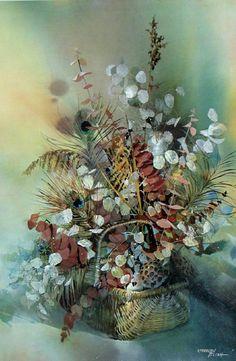 Carolyn Blish. American artist.