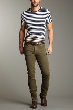 Stitch's Men's Barfly Slim Fit Jean