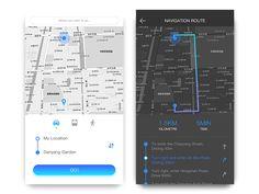 Map Navigation by yu0910