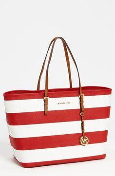 2e7dc2ed0e29 Jet Set Medium Travel Tote - Lyst Best Handbags