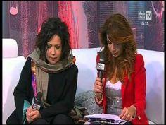 Intervista a Radio Italia tv - 19.02.2014 in diretta da Sanremo 2014