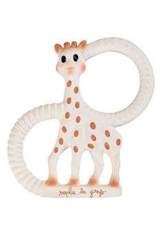 Sophie la Girafe 'So Pure' Vanilla Teether available at #Nordstrom