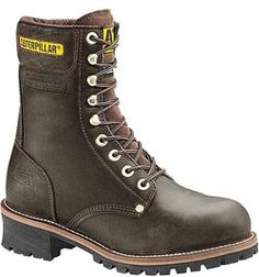100d7712cf1 92 Best Caterpillar Boots images in 2014 | Shoe boots, Steel toe ...