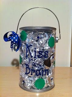 kiss your brain jar for brilliant thinking rewards (mrs. langston's learner's blog).