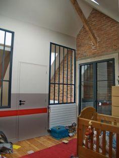 Rénovation atelier Asnières