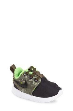 Nike 'Roshe Run' Sneaker (Baby, Walker & Toddler) available at #Nordstrom, Size 10