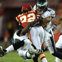 2013 Week 3: 9/19. A Homecoming. No corsages. No parade floats. Just a national stage. #Eagles vs. #Chiefs on @nflnetwork #TNF.