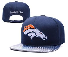 NFL Denver Broncos Fashionable Snapback Cap for Four Seasons