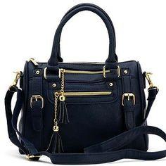 New Ladies Shoulder Tote Handbag Faux Leather Hobo Purse Cross Body Bag Womens