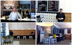 Neuer Schwung für Wien´s vegane Lokalszenerie: Swing Kitchen Kitchen In, Fast Food, Lokal, Vegan Sweets, Vienna, Vegan Burgers, City, Ideas