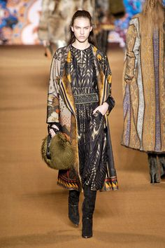 Etro Fall 2014 Ready-to-Wear Collection  - ELLE.com
