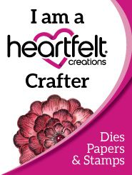 Heartfelt Creations Fan Badge