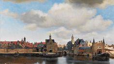 Le mystère Vermeer (3/4) : Proust face à « La vue de Delft »