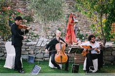 matrimonio indiano in Umbria - arrivo sposa