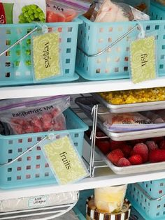 60+ Innovative Kitchen Organization and Storage DIY Projects Shown: Savvy Ways to Store Food