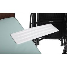 The Plastic Transfer Board by Drive Medical provides a very lightweight solution of transferring someone from one place to a wheelchair or vice versa. Whether it be from a bed or another seat to a whe