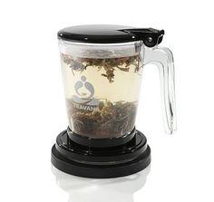 Teavana's Perfect Tea Maker for loose leaf tea