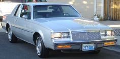 1985 Buick Regal base Buick Cars, Buick Regal, Good Ol, General Motors, Motor Car, Luxury Branding, Automobile, Trucks, Base