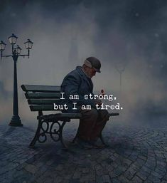 Positive Quotes : QUOTATION – Image : Quotes Of the day – Description I am Strong. Sharing is Power – Don't forget to share this quote ! Reality Quotes, Mood Quotes, Positive Quotes, Exhausted Quotes, Hurt Quotes, Short Inspirational Quotes, English Quotes, Meaningful Quotes, Be Yourself Quotes